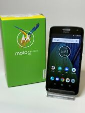 Motorola Moto g5 Plus, 32gb Speicher, Netzwerk entsperrt, grau, OVP - (Klasse B)