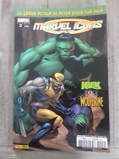 comics MARVEL ICONS hors série n°3