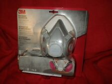 New Commercial Professional 3M 65021H1 Performance Respirator Mask w 60921 Fltrs