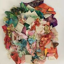 Lot 29 Pcs Hair Accessories Large Small Custom Bows Clips Hand Dyed Silk Cotton