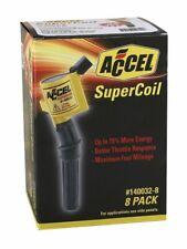 New Coil Set-Super Coil Set Accel 140032-8 Ford 4.6L/5.4L/6.8L Eight Pack