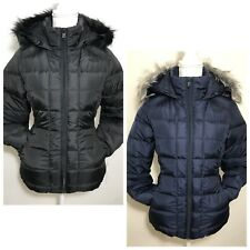 The North Face Women's Gotham Down Jacket Black Urban Navy Blue Sz XS S M L XL