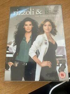 Rizzoli & Isles complete series