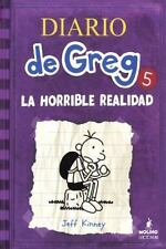 Diary of a Wimpy Kid -- Spanish Version: La Horrible Realidad (the Ugly...