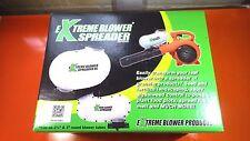 Extreme XL Blower Granular Leaf blower spreader grass lawn fertilizer plot seed