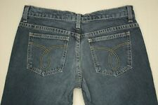 Juicy Couture Roxy Music Boot Cut Jeans Women's Size 26 Dark Wash Denim New