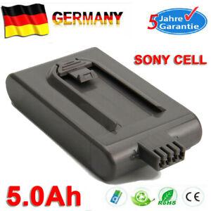 5000mAh Für Dyson DC16 21.6V Li-ion Batterie Akku DC16 Root 6 DC16 Pink BP01 NEW