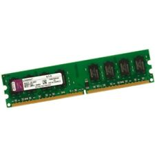 2GB RAM DDR2-667 PC2-5300 DDR2 SDRAM DIMM MHz 240 Pin CL5 Kingston KVR667D2N5/2G
