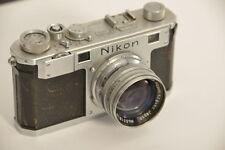 Cámaras vintage Nikon