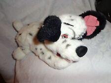"Walt Disney Exclusive 101 Dalmatian Lucky Dog 15"" Plush Soft Toy Stuffed Animal"