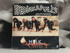 "MILK & COFFEE - INDIANAPOLIS / ISLAND MAN 45 GIRI 7"" SIGLA TV A TUTTO GAS"