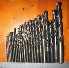 """HSS Jobber Drills Drillbits 23 pcs: 2 to 12mm / 1/16"""" - 15/32"""" Dormer SKF Sutton"""