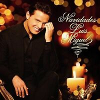 NAVIDADES CD LUIS MIGUEL NEW SEALED