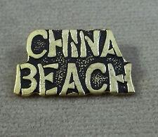 China Beach Da Nang Vietnam Title Pin / Clutchback