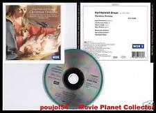 "GRAUN ""Christmas Oratorio"" (CD) Hermann Max 1999"
