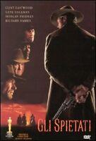 dvd film Gli spietati (1992)