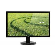 ACER Monitor Led Schermo K 222 hqlbid NERO 55cm/21,5 POLLICI PC COMPUTER