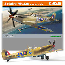 EDUARD 1/48 SPITFIRE MK.IXc (EARLY VERSION) PROFIPACK EDITION KIT