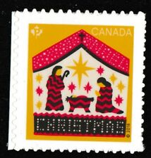 Canada Christmas Away in a Manger permanent single (1 stamp) MNH 2018