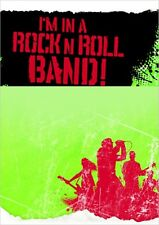 I'M IN A ROCK & ROLL BAND! BBC DOC 7HRS 2DVDs iggy pop jeff beck sting slash bez