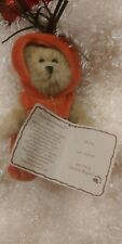 Boyds Bears Best Dressed 5 in Cari Carrot Collectors Edition. Rare style 904246