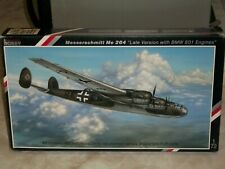 """Special Hobby 1/72 Scale Messerschmitt Me 264 """"Late Version With BMW 801 Engines"""