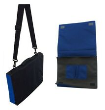 Shoulder Bags Satchels Black And Blue Laptop Canvas Job Lot Clearance - Pack 40