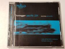 Honegger: Pacific 231; Stravinsky: Pétrouchka by Hermann Scherchen RPO (CD 2001)
