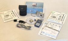 Canon PowerShot SD300 Digital ELPH Camera With 3X Optical Zoom with Box & Case