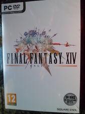 Final Fantasy XIV Online PC Nuevo precintado Rol Multijugador Masivo PAL España