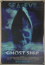 GHOST SHIP DS ROLLED ORIG 1SH MOVIE POSTER ISAIAH WASHINGTON KARL URBAN (2002)