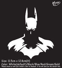 BATMAN Reflective Car Stickers Window Decal Best Gifts Presents-