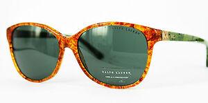 Ralph Lauren Samen Sonnenbrille RL8116 5354/71 57mm bernstein 16 140 3N #291(19)