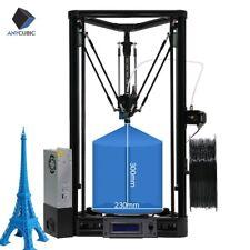 ANYCUBIC Delta Kossel Linear PLUS 3D Druckerbausatz Verbesserte Auto Leveling DE
