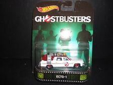 Hot Wheels ECTO 1 Ghostbusters DMC55-956A 1/64