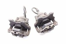 BMW 335i E90 07 08 09 10 11 12 13 REAR DRIVER PASSENGER BRAKE CALIPERS PAIR OEM