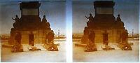 Fotografie Belgien Monument Mit Toten Belgien Memorial Um 1930