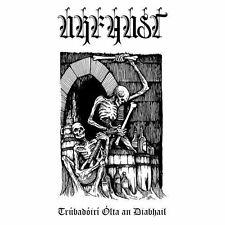 Urfaust - Trubadoiri Olta an Diabhail CD 2014 digi live recording black metal