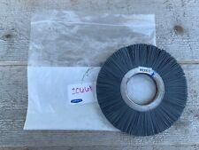 New listing 1 Osborn 20668 Longer Trim Narrow Face Ultra Grit Wire Wheel Brush 6 In Dia 1/2