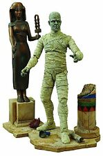 "2015 DIAMOND SELECT UNIVERSAL MONSTERS THE MUMMY VERSION 2 7"" ACTION FIGURE MIP"