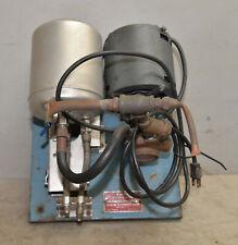 Soda Pop Machine Kenco Carbonator Model 55a Procon Pump Amp Canister Vintage