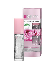 Agiva Eye Gel Roses Soothes Rose Water 24h Hydration Aloe Vera Smoothing 40 ml