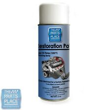 1959-88 GM Engine Super High Temp Reconditioning Spray Paint - Aluminum