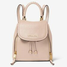 Michael Kors Backpack Bag Viv XS Conv Backpack Soft Pink New