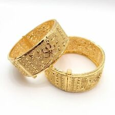 Gold Indian Bangles