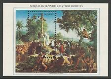 BRAZIL. 1983. Victor Meireles Miniature Sheet. SG: MS2034. Mint Never Hinged.