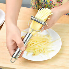 Vegetable Potato Peeler Parer Julienne Cutter Slicer Stainless Steel Tool useful