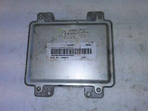 2006 Pontiac Isuzu or Chevy ecu ecm computer 12604791