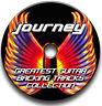 13 JOURNEY STYLE ROCK GUITAR BACKING TRACKS AUDIO CD JAM TRAXS ANTHOLOGY