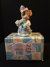 Enesco This Little Piggy Sow In Love 1995 With Box